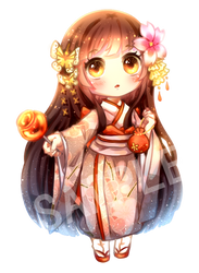 [APH SAMPLE]Sakura Honda by DrawHui
