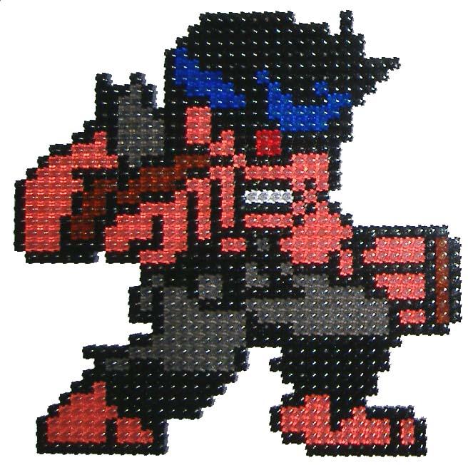 Evil Ryu Chibi Sprite By Snukastyle On DeviantArt