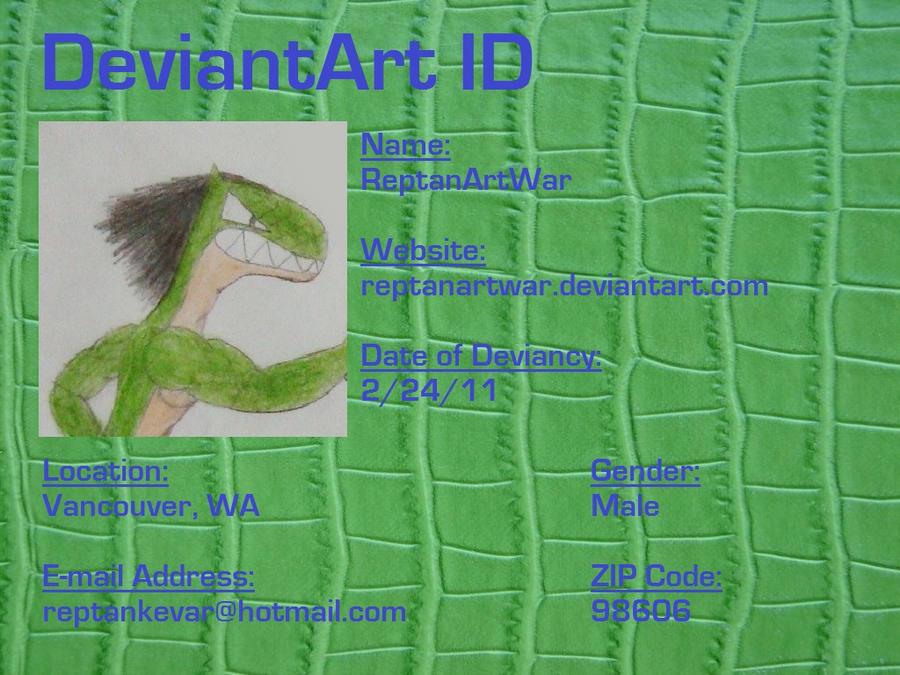 ReptanArtWar's Profile Picture