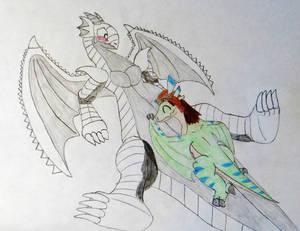 Dragon Belly Rub