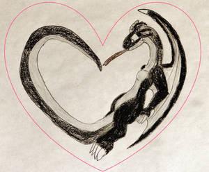 Dregonox's Heart