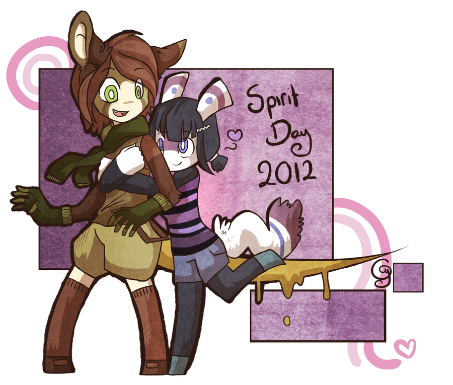 Spirit day by why-so-cirrus