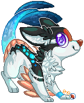 Koi Pixel Page Buddy by why-so-cirrus