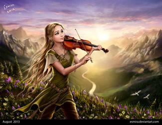 Music of sunrise