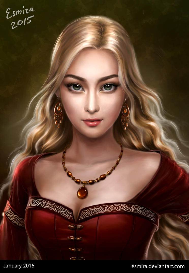 Eowyn by Esmira