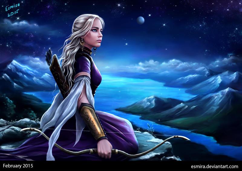 Archer by Esmira