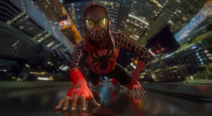 Ultimate Spiderman by mrhobo87