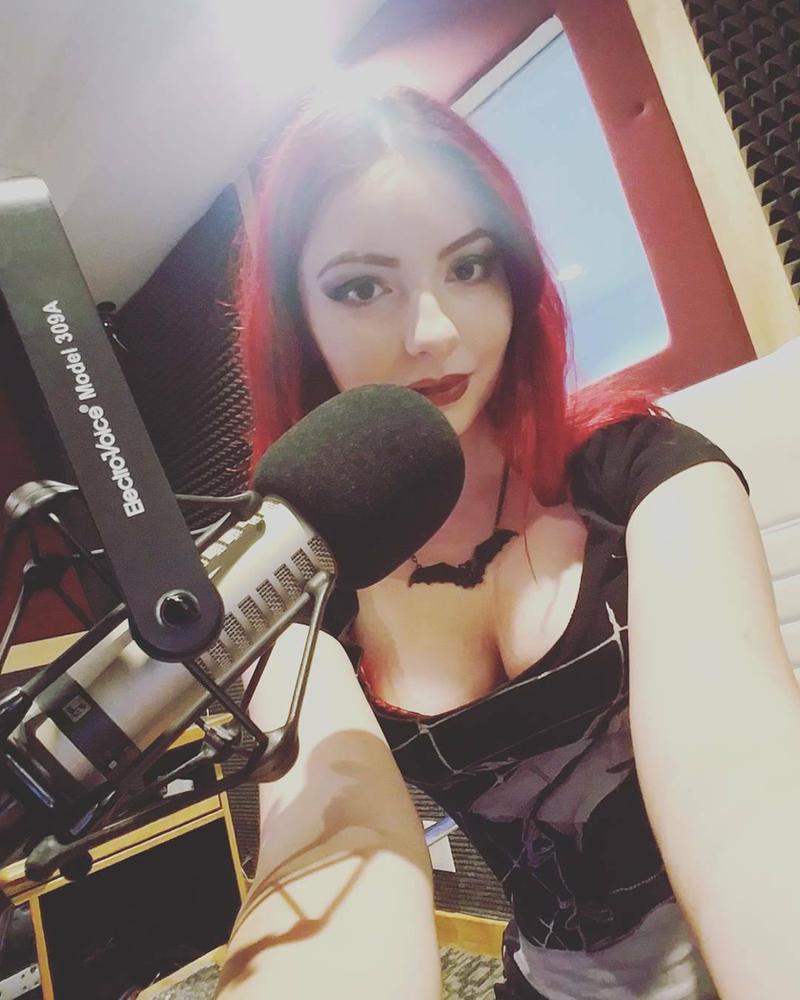 Radio Show today! by MissMandyMotionless
