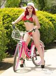Watermelon Bike Ride by MissMandyMotionless