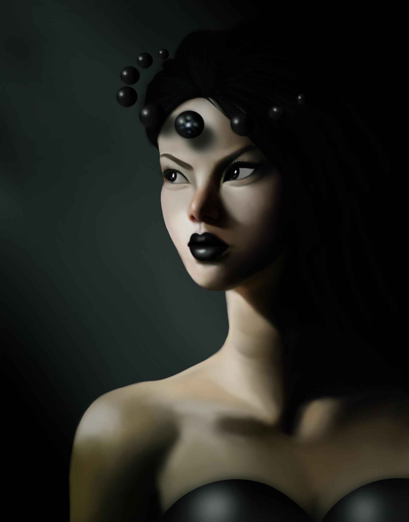 Dark Princess by thataemer