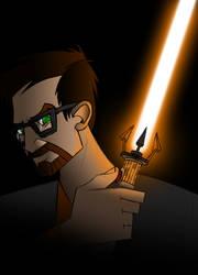 Master Freeman by Quinn-G