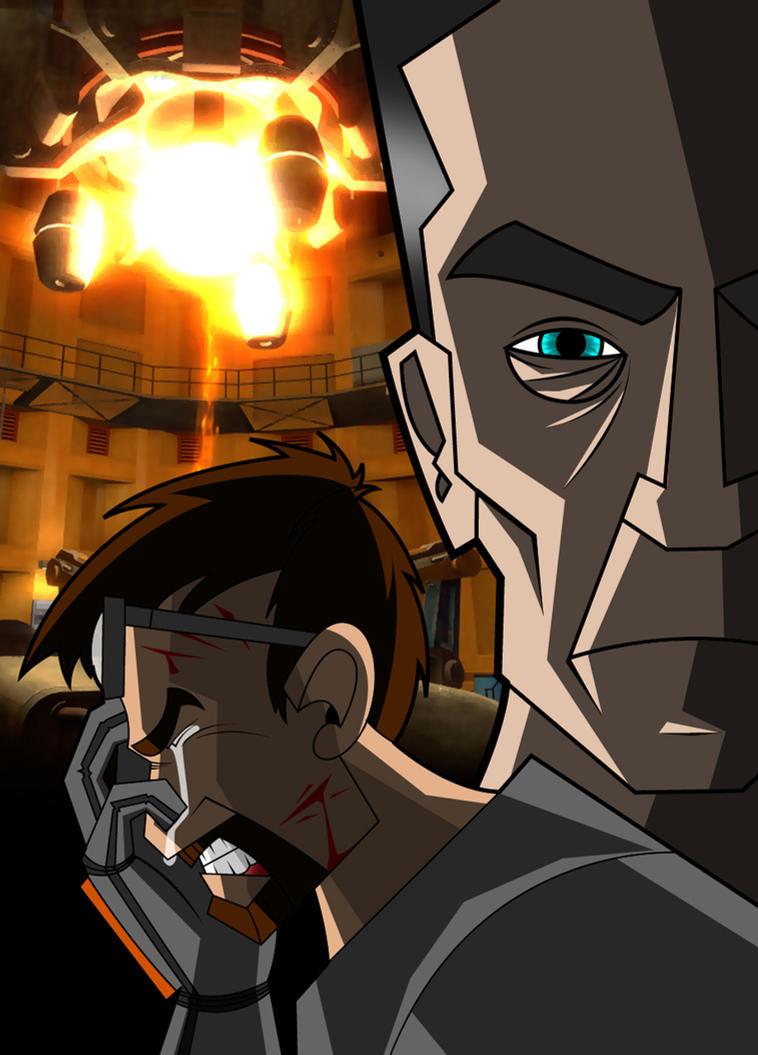 Half-Life - Guilt - Redux by Quinn-G