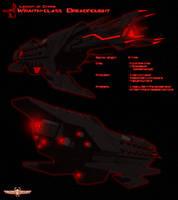 Mythos - Wraith-class Dreadnought by Quinn-G