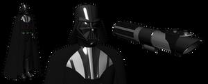 Darth Vader WIP