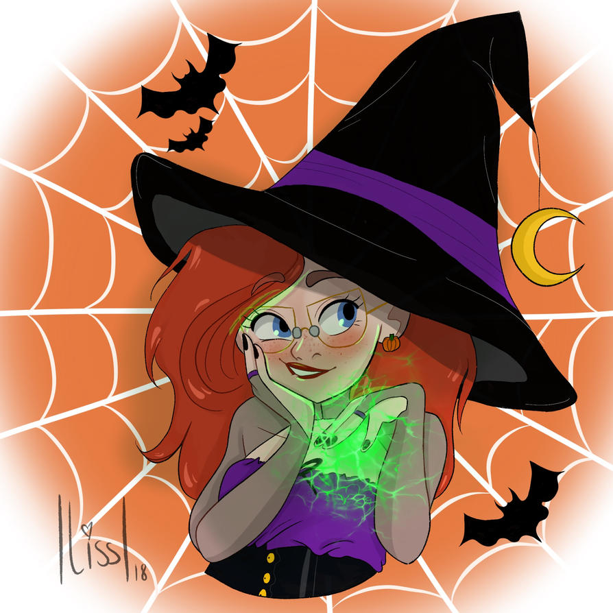 Halloween icon by That-Artist-Chick