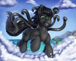 Grawr Pony [commission] by VittorioNobile