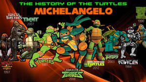 History Of Michelangelo