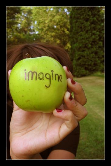 Imagine by veinsound