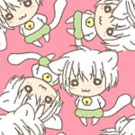 chibi thotos wallpaper by kamiyoshi