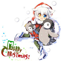 MerryChristmas by kamiyoshi