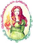 Brigit, Lady of Imbolc