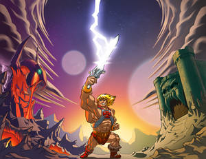 He-Man: The Most Powerful Game in the UniverseTM