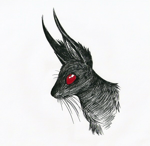 Warren Moon >> The Black Rabbit of Inle' by Susiron on DeviantArt