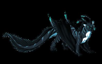 Tora Dragon by Susiron