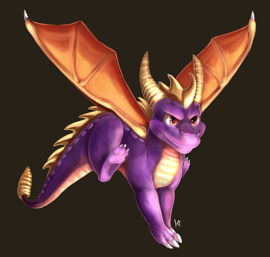 Spyro by Susiron