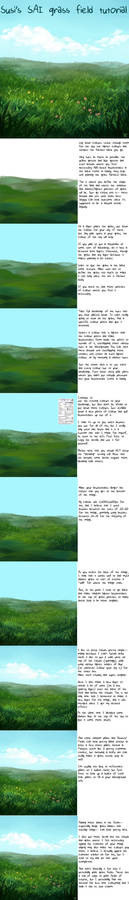 SAI Grass Field Tutorial