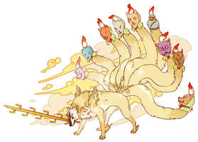 The Nine-Tailed Fox