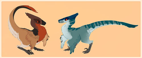 Raptors - Paypal Adopts - SOLD by Susiron