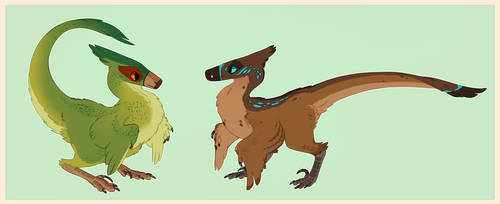Raptors 2 - Paypal Adopts by Susiron