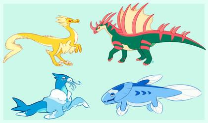 Fossil Friends