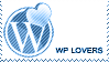 WordPress Lovers Blue by wordpress