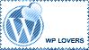 WordPress Lovers Blue by wordpress