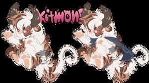 Kitmons: Custom #3