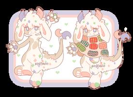 Kitmons: Custom #9 by softmio