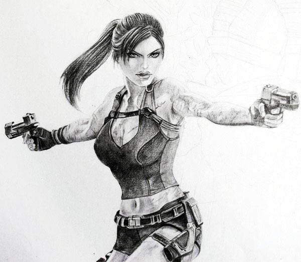 Tomb Raider Underworld Wallpaper: Tomb Raider Underworld 2 By Kitehh On DeviantArt