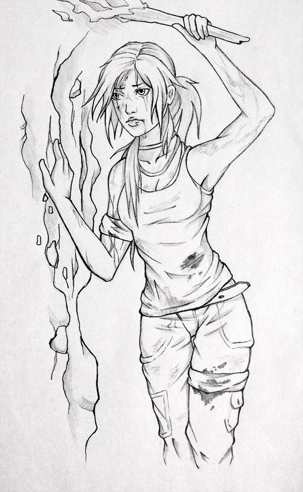 Tomb Raider by Kitehh