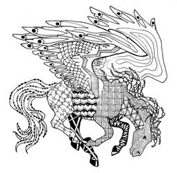 Tangled Pegasus