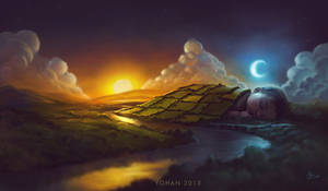 Slumber land by Yohan-2014