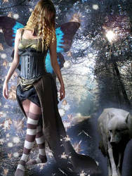 Forest Fairy and the Guardian