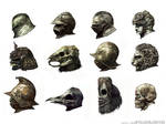 Headgear Loot