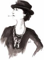 Coco Chanel by Ainon