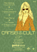 Cansei de ser Cult by Ainon