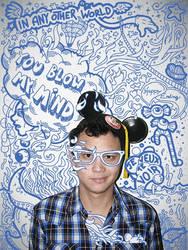 YOU BLOW MY MIND Yan Hayashi by Ainon