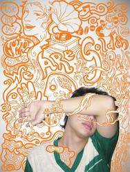 WE ARE GOLDEN Yan Hayashi by Ainon