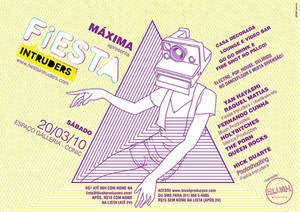 MAXIMA e Fiesta Intruders