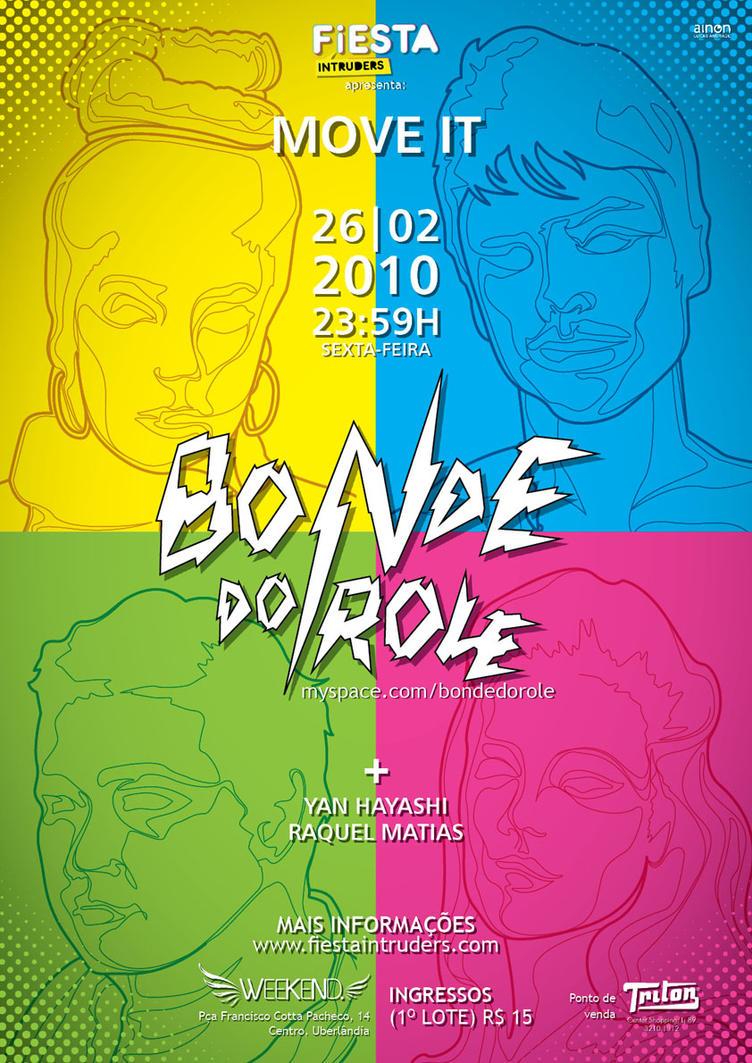 Move IT - Bonde do Role by Ainon